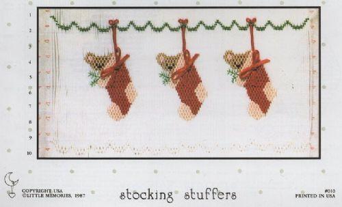 #010  Stocking Stuffers