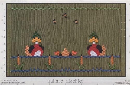 #113 Mallard Mischief