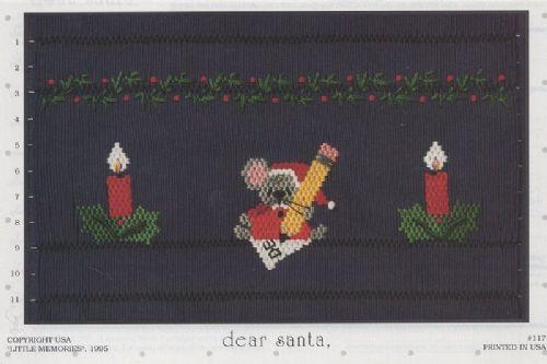 #117  Dear Santa