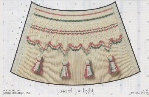 #118  Tassel Twilight
