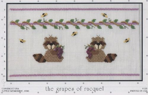 #122  The Grapes of Racquel