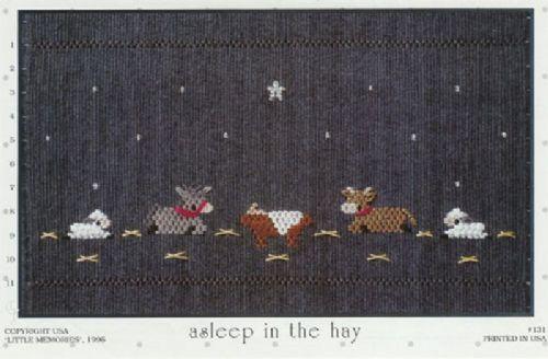 #131  Asleep in the Hay