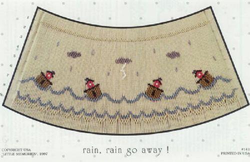 #141  Rain Rain Go Away