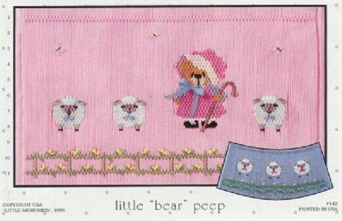 #142 Little Bear Peep