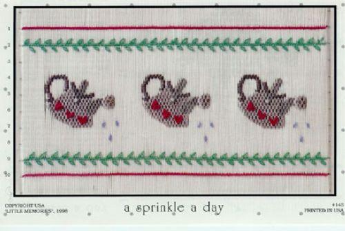 #143  A Sprinkle A Day