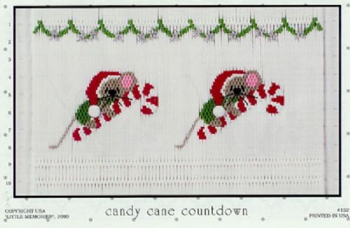 #152  Candy Cane Countdown