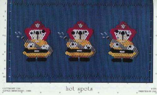 #155  Hot Spots