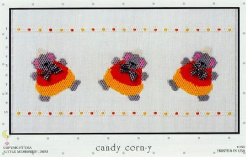 #159   Candy Corn-y
