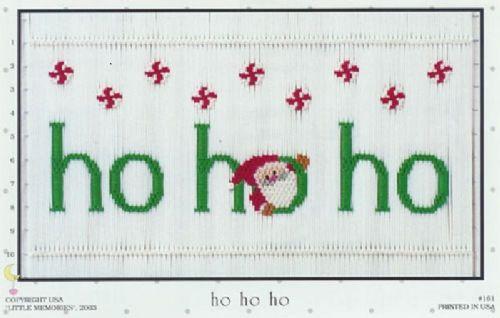 #161  Ho Ho Ho