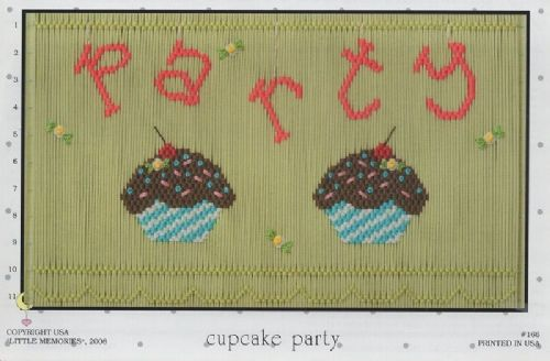 #166 Cupcake Party