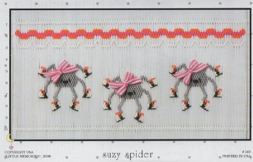 #169 Suzy Spider