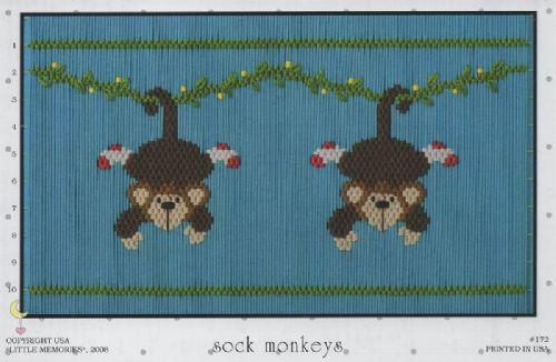 #172 Sock Monkeys