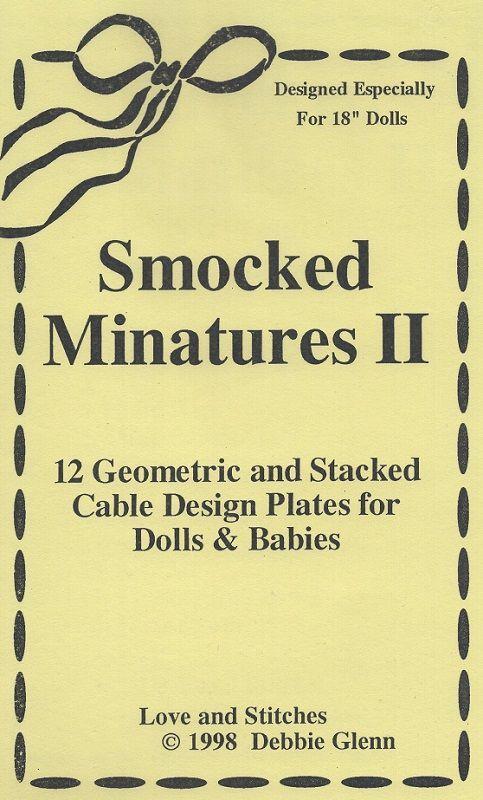 Smocked Minatures II