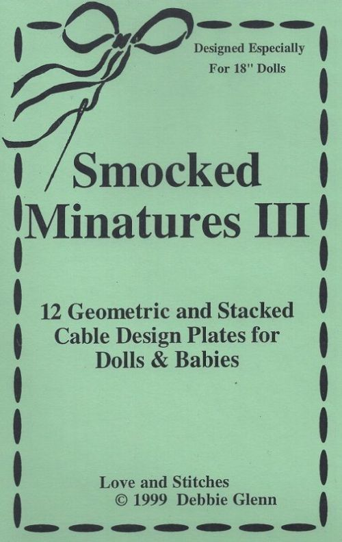 Smocked Minatures III