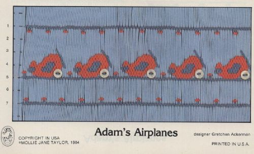 Adam's Airplanes