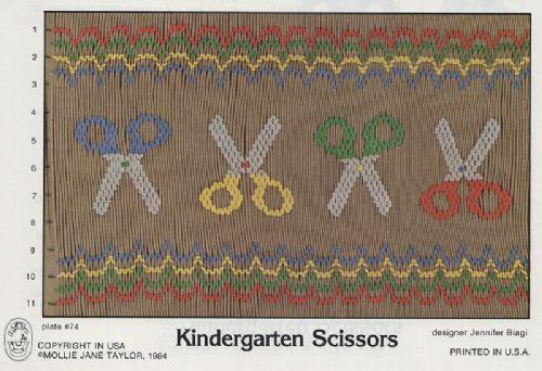Kindergarten Scissors