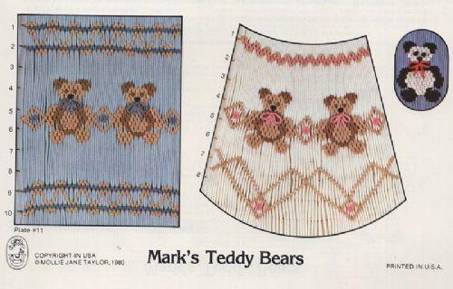 Mark's Teddy Bears