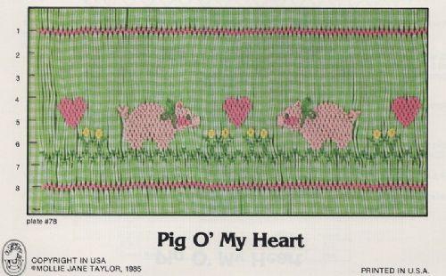 Pig O'My Heart