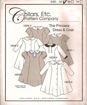 The Princess Dress & Coat