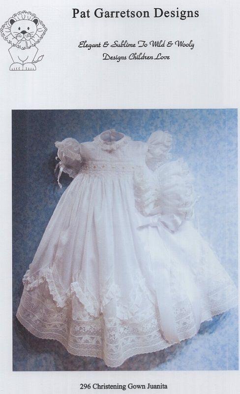 Christening Gown for Juanita
