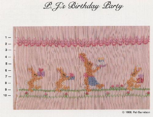 P. J.'s Birthday Party