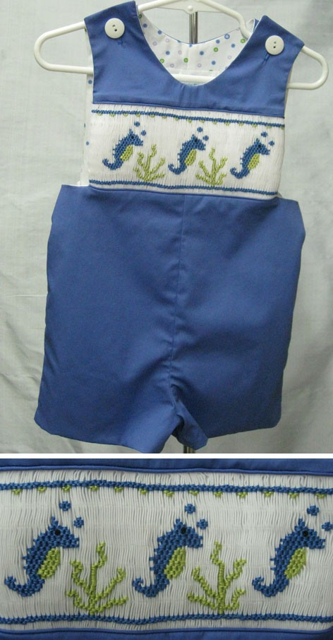Seahorse Short-All