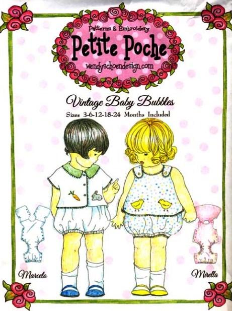 Vintage Baby Bubbles