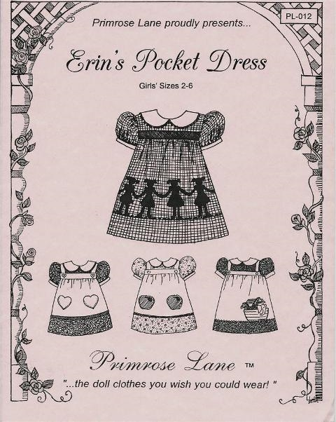 Erin's Pocket Dress