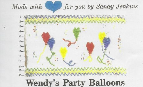 Wendy's Party Balloons