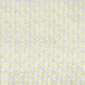 Imperial Old Fashioned Woven Dotted Swiss-Yellow