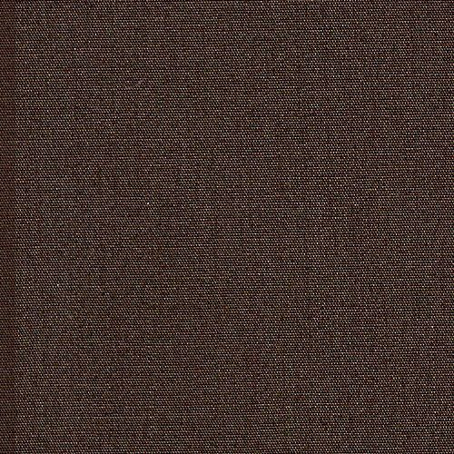 Imperial Broadcloth Chocolate Brown