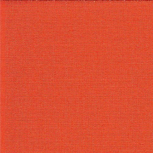 Imperial Broadcloth Tangerine