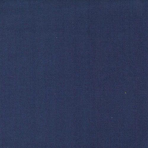 Sea Island Cotton Knit-Navy