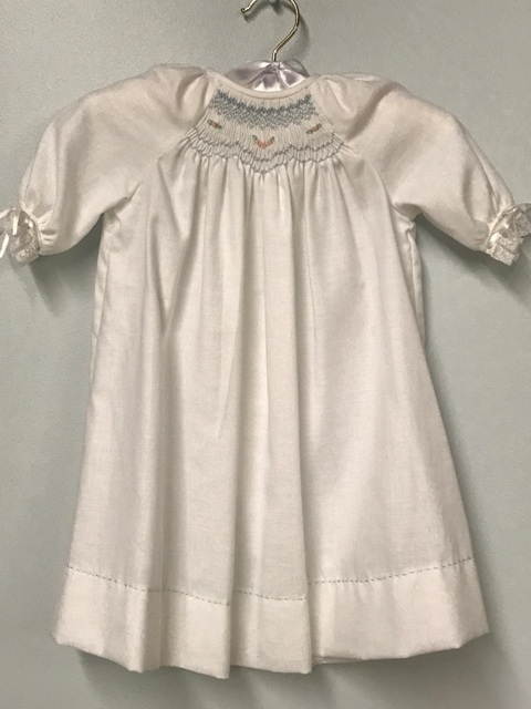 Infant Swiss Flannel Gown