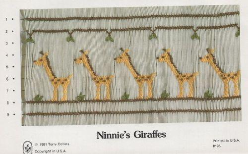 Ninnie's Giraffes