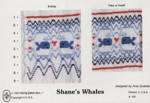 Shane's Whale's