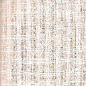 Ulster Linen Check-White