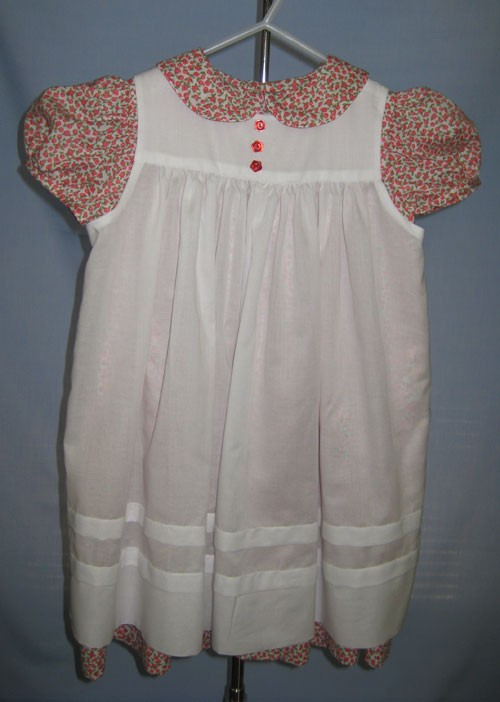 OFB Dress & Apron