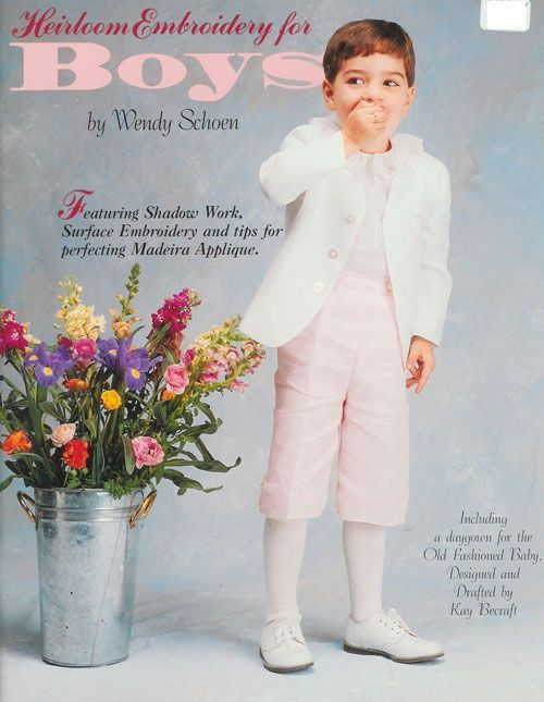 Heirloom Sewing for Boys