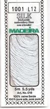 Madeira Silk Floss #1001