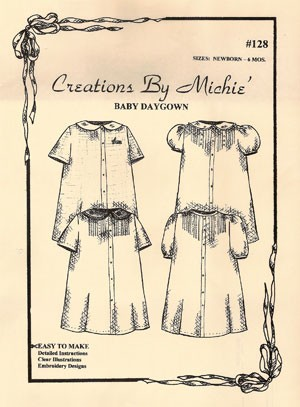 #128 Baby Daygown