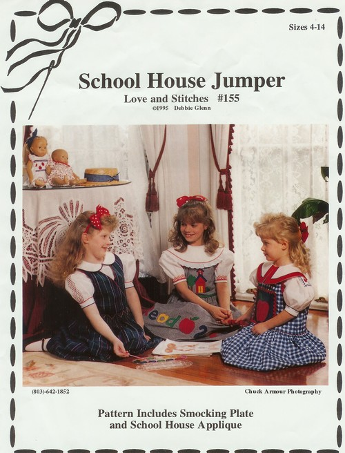 School House Jumper