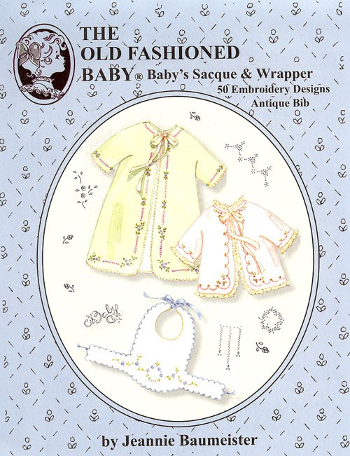 Baby's Sacque & Wrapper
