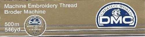 DMC Sewing Thread-50 wt.