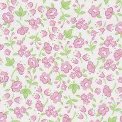 Challis Print-Pink