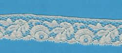 Ecru French Lace Edging