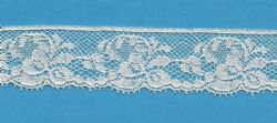 French Lace Edging-Champagne
