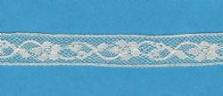 Ecru French Lace Insertion