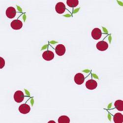 FF-2105 Pique Print-Cherries