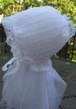 French Lace Bonnet Kit